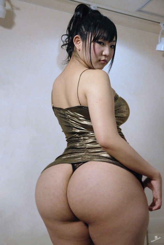 Asian big booty milf picture
