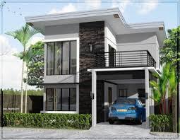 Desain Terbaru Rumah Minimalis 2 Lantai Type 45 Terupdate 2019