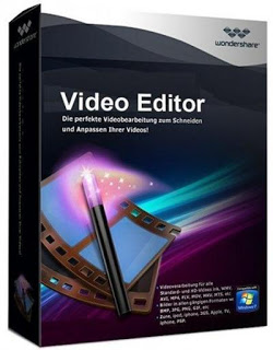 Wondershare Video Editor 5 1 3 15 Crack patch Full Free Download