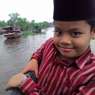 MTQ Nasional XXVI NTB 2016 - Tilawah Anak-Anak Putra (M. Arsil Sinaga - Surat Al Imron Ayat 42)