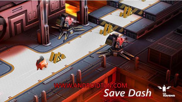 Save Dash Mod Apk Free