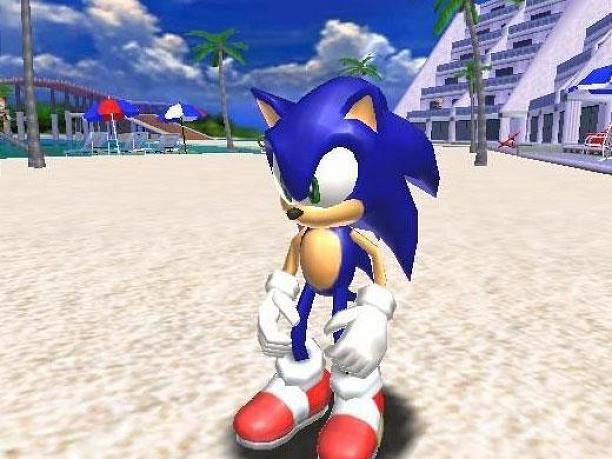 Sonic adventure dx game free download