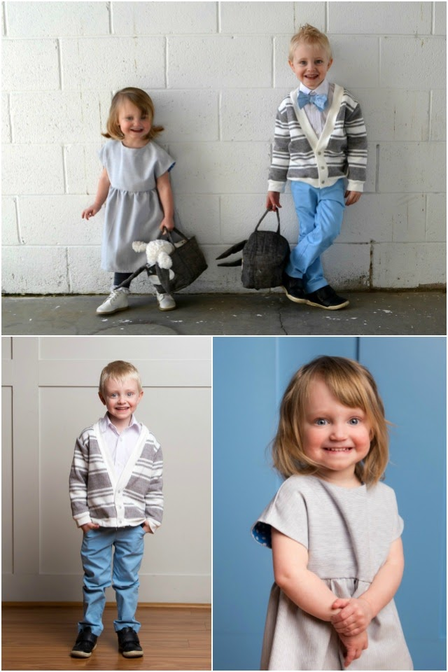 DIY Children's Easter Outfits