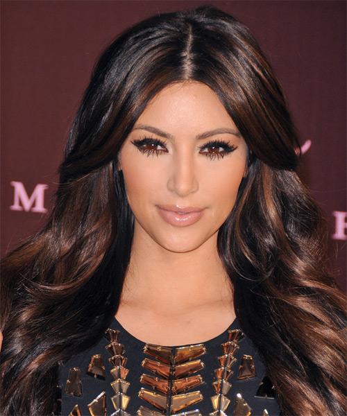 Tita Hairstyles: kim kardashian hairstyles