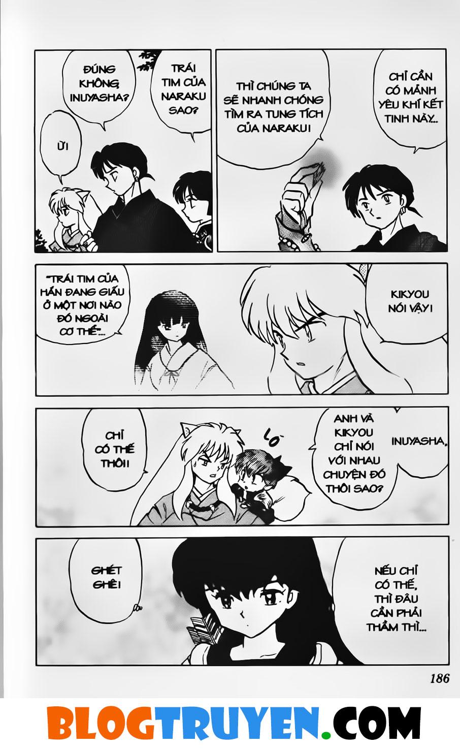 Inuyasha vol 34.10 trang 15