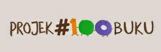 #Projek100Buku