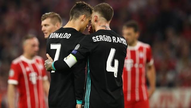 CR7 et Sergio Ramos ne veulent pas de ce goleador à Madrid