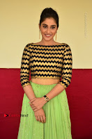 Actress Regina Candra Latest Pos in Green Long Skirt at Nakshatram Movie Teaser Launch  0097.JPG