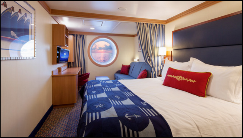 Wishdrawals travel disney cruise line understanding the for Which cruise line has single cabins