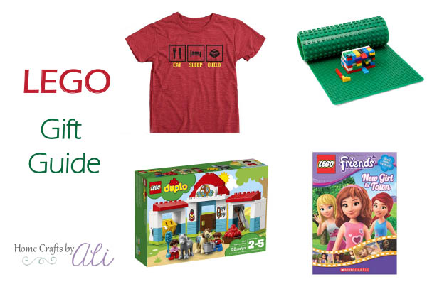Lego Gift Guide for all ages