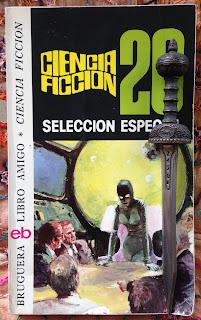 Portada del libro Ciencia ficción. Selección especial, de varios autores