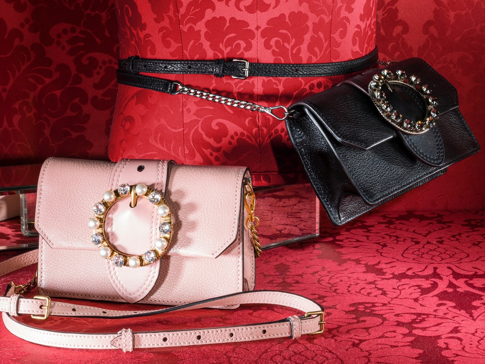 Miu Miu's Prefall 17 Bags and Accessories