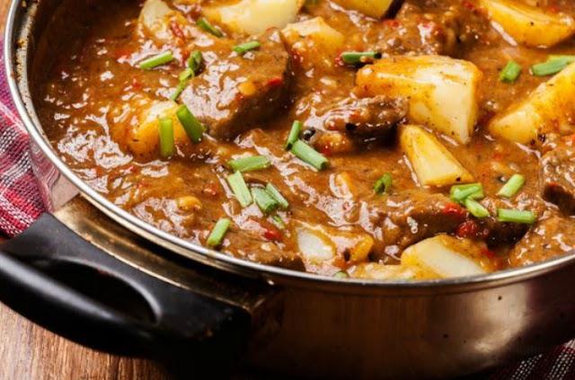 Carne Guisada #dinner #mexicanfood