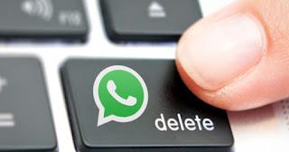cara untuk menghapus kontak whatsapp permanen di semua smartphone, baik iOS/iPhone, Android, maupun BlackBerry
