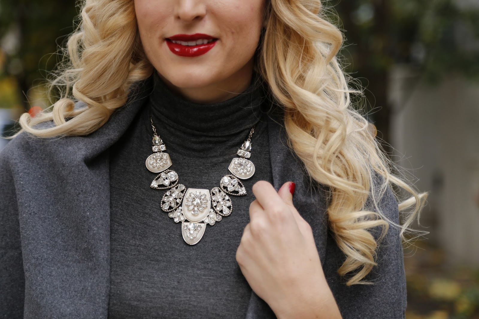 statement-necklace-over-a-turtleneck