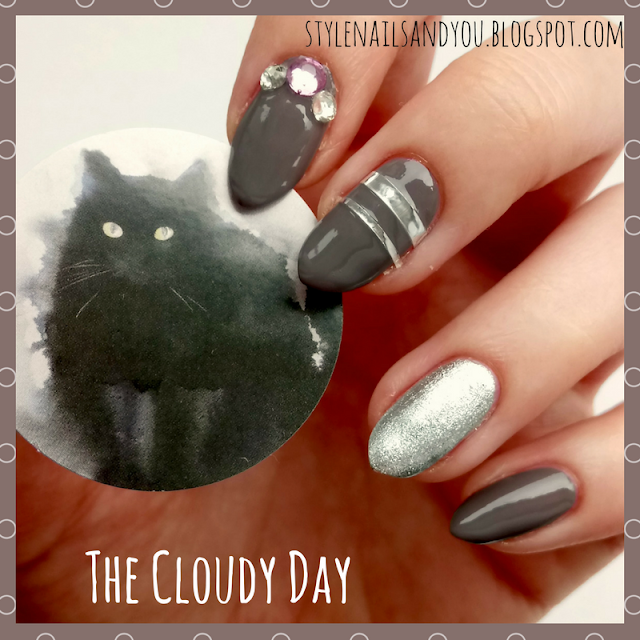 The Cloudy Day | Born Pretty Rhinestone | Born Pretty Review