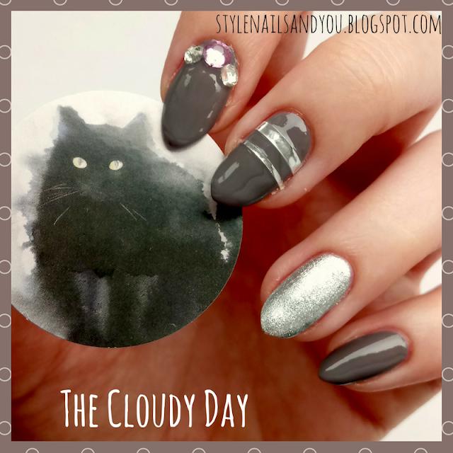 The Cloudy Day   Born Pretty Rhinestone   Born Pretty Review