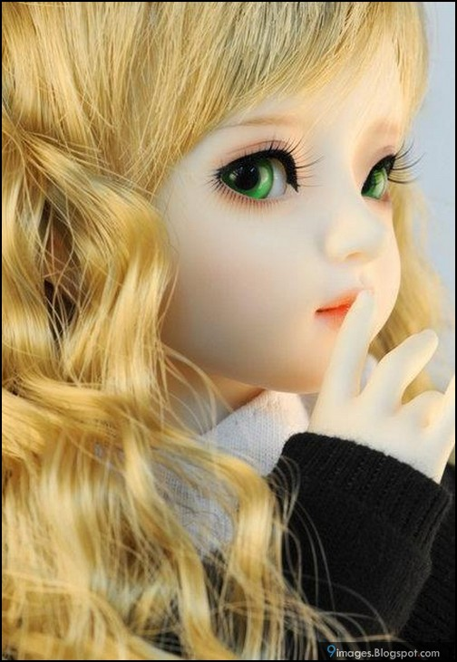 Doll Silent Girl Cute
