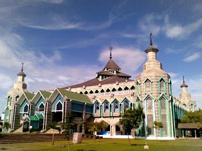 Masjid Al-Markaz Al-Islami, Pusat Pengembangan Islam di Makassar