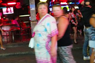 Pattaya Russian Tourists