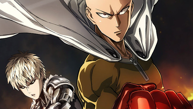 One Punch Man 2nd Season Officially Confirmed + Mobile Game Coming Soon