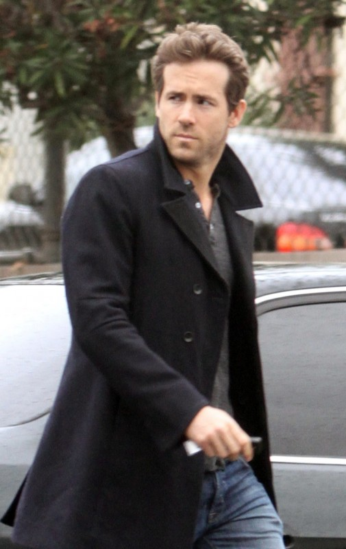 hollywood ryan reynolds profile and images