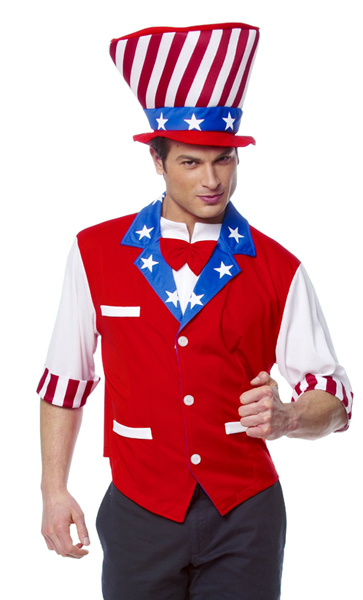 This costume is not only fashionable but also suitable for 4th of July theme.  sc 1 st  Best Holiday Pictures & Unique costumes for 4th of July | Best Holiday Pictures