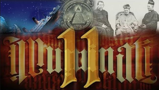Η Συνομωσία της βύθισης του Τιτανικού και των επιθέσεων...
