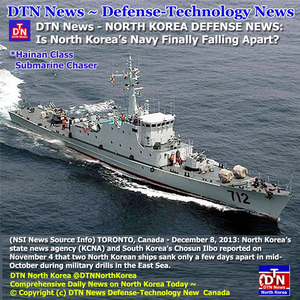 Defense technology news dtn news north korea defense news is north