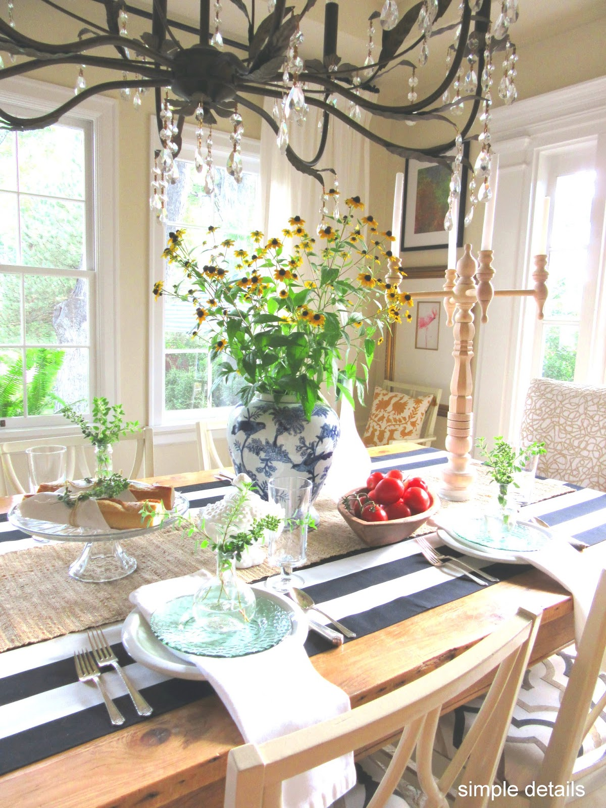 Simple Details My Early Fall Home Tour 2015