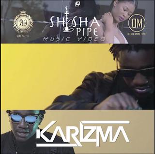 [feature]Karizma - ShiSha Pipe (Official Video)