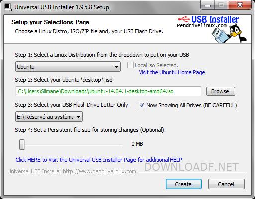 universal usb installer windows xp free download