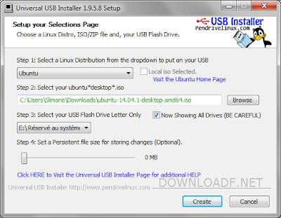 Universal USB Installer 2019