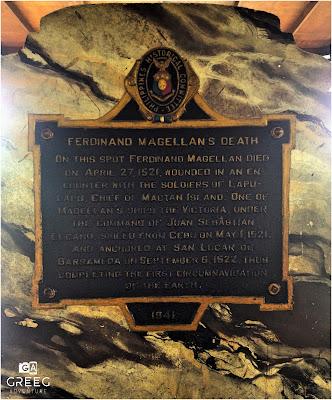Ferdinan Magellan's Death