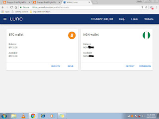 Enat DigitalBiz @How to buy Bitcoin to Luno wallet