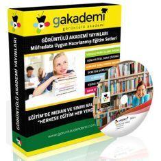 Pratik YGS Türkçe Eğitim Seti 13 DVD + Rehberlik DVD Seti