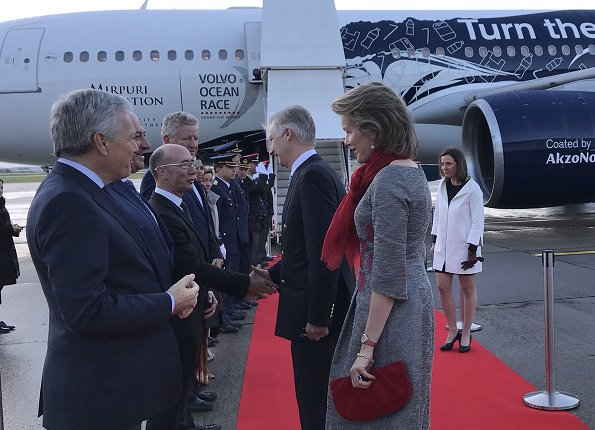 King Philippe and Queen Mathilde of Belgium will make a state visit to India. President of India, Pranab Mukherjee
