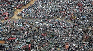 Fenomena Banjir Jutaan Sepeda Motor Di China