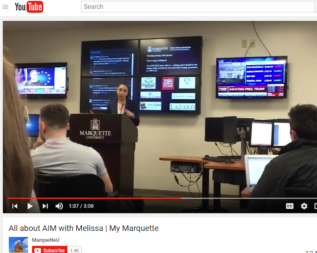AIM video by Melissa Gorman