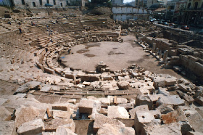 Ancient theatre of Larissa opens to public