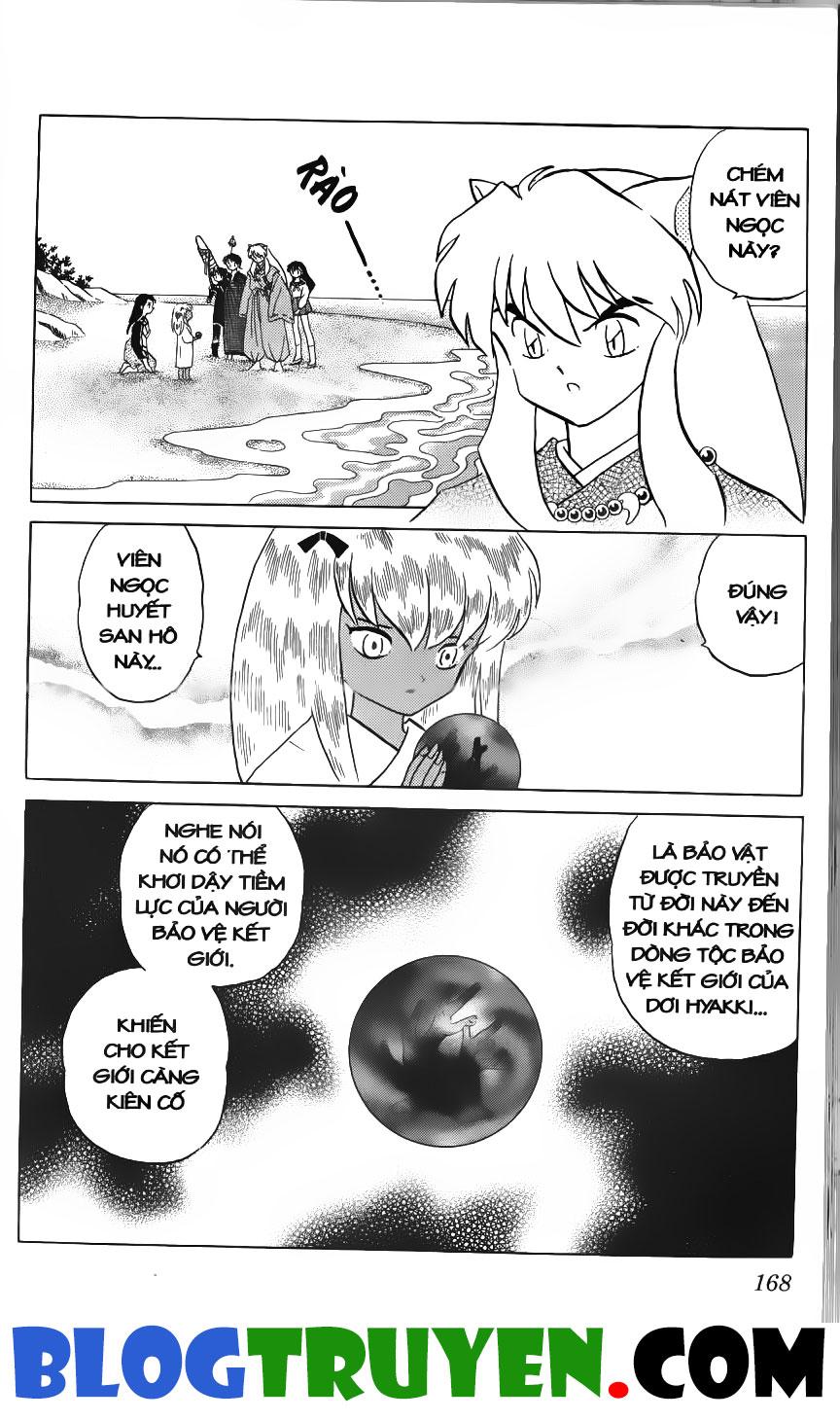 Inuyasha vol 22.10 trang 3