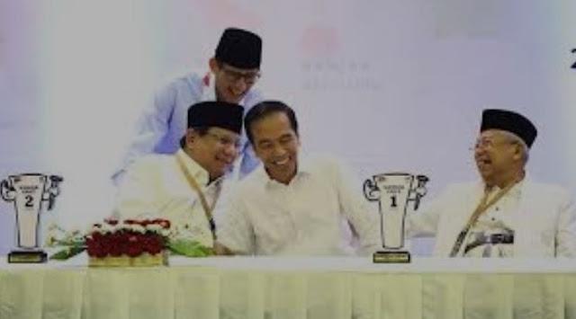 Bukti Nyata Disaksikan Dan Dirasakan Rakyat, Tidak Salah Jika Jokowi Lanjut Dua Periode