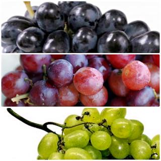 Mengenal Jenis-jenis Buah Anggur dan Manfaatnya