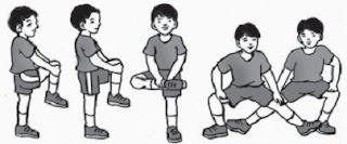 Latihan Kelentukan Sendi Lutut