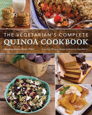 Vegetarian's Complete Quinoa Cookbook