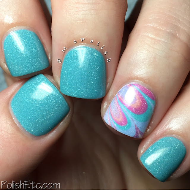 Lavish Polish - Spring 2016 Collection - McPolish - Skipping in the Flowers