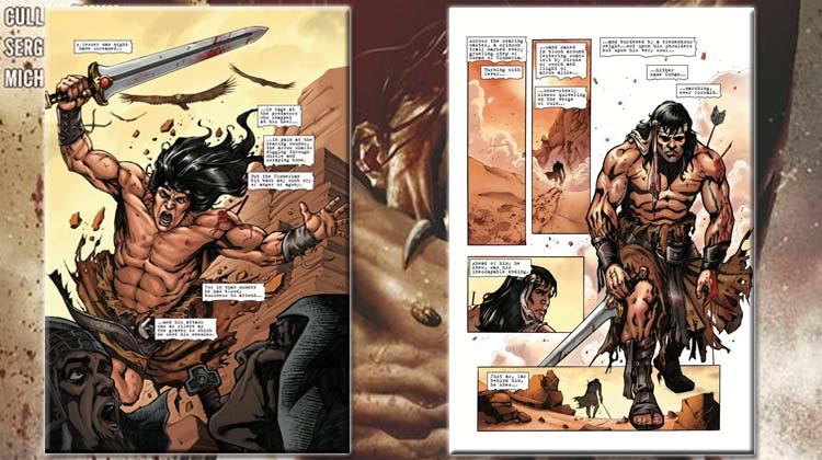 Páginas de Conan el Asesino nº1