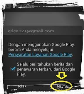 Cara Buat Akun Play Store Baru Android