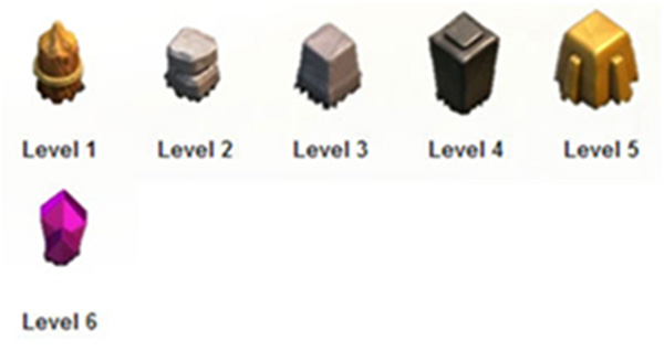 Town hall level 6 base