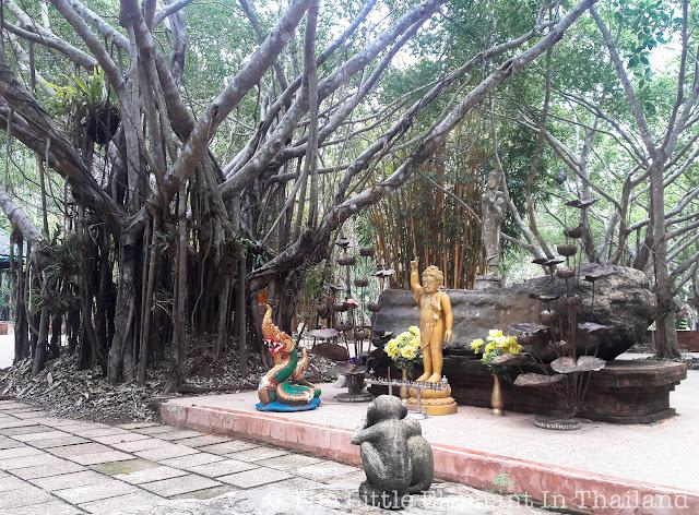Wat Pakor Wang  in Nan - Thailand